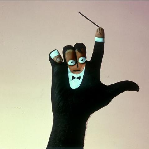 Handy conductor